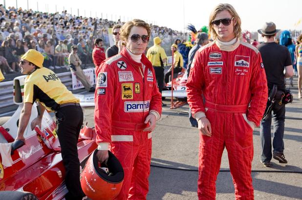 McLaren v. Ferrari | Pittsburgh Movie Girl