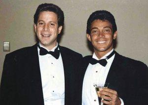 Jordan Belfort and Danny Porush