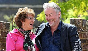 The real Philomena Lee and Martin Sixsmith